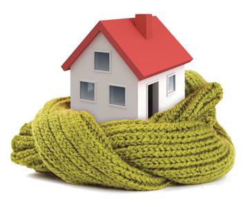 how to increase home heating efficiency