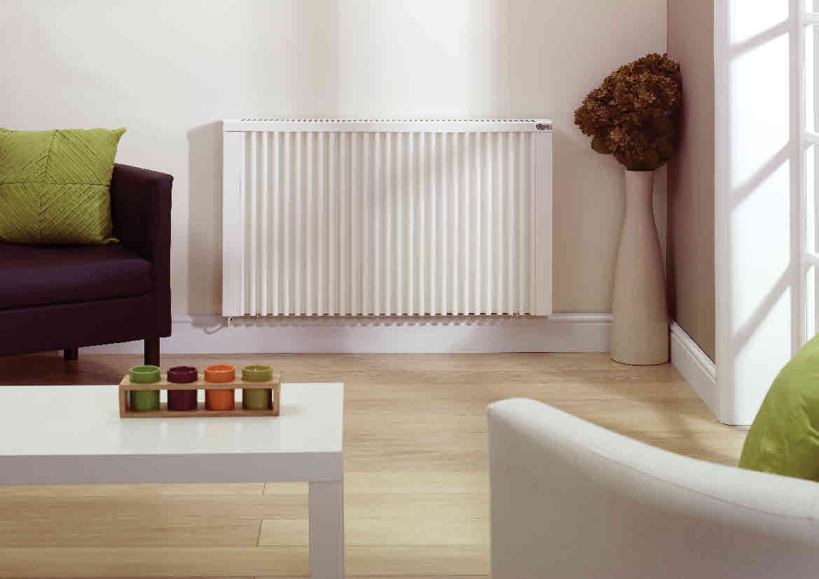 space heaters vs central heating system