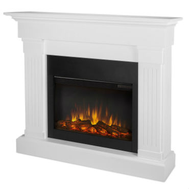 best rated electric fireplaces