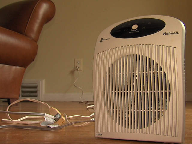 ceramic heater safety tips