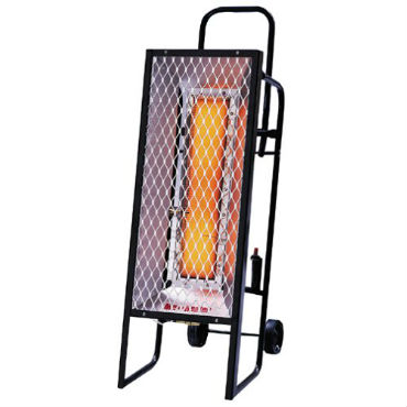 most efficient propane heater