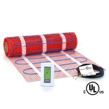 radiant floor heating reviews