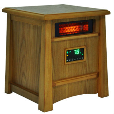 most efficient portable radiant heater