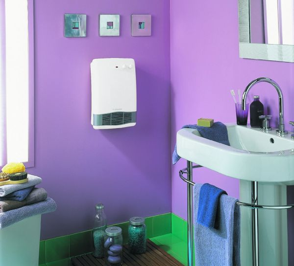 bathroom heating safety tips