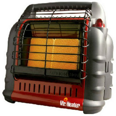 best propane heater