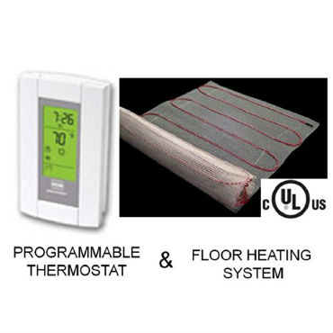 Best Radiant Floor Heating Reviews And Guide Heater Mag - Best floor heating system review