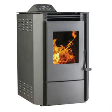 most efficient pellet stove