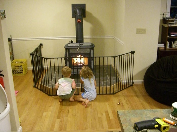 pellet stove safety