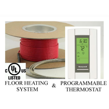 top radiant floor heating products