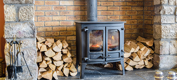 wood vs pellet stove